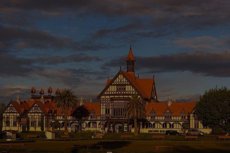 新西兰远离光污染的深 邃夜空将让你的心为之一跃。